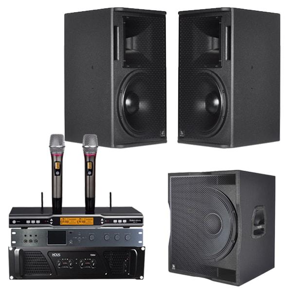 Dàn karaoke 4-Acoustic TT-01GD