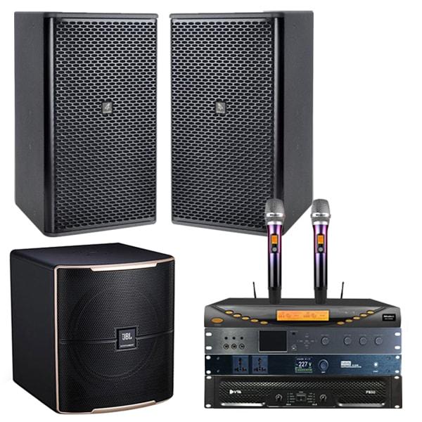 Dàn karaoke 4-Acoustic TT-02GD