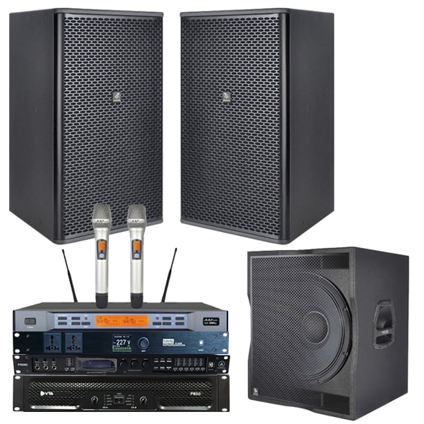 Dàn karaoke 4-Acoustic TT-03GD