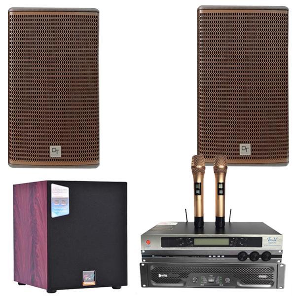 Dàn karaoke TT-09GD Plus