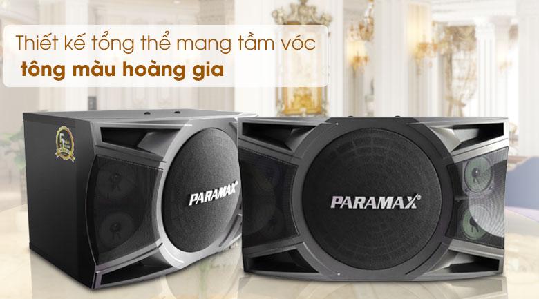Loa Paramax P-1000 new tính năng 6
