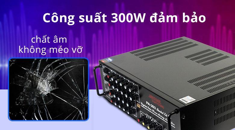 Amply Jarguar 203 Limited Edition | Công suất 300W chất âm chuẩn hiện đại