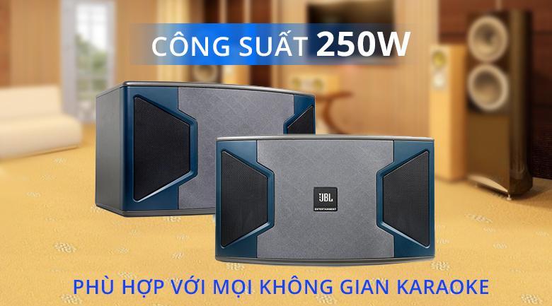 Loa JBL KI310 | Công suất 250W phù hợp với mọi không gian karaoke