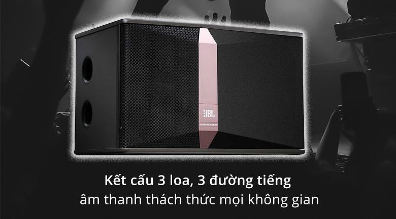 Loa JBL KI 510 | kết cấu 3 loa 3 đường tiếng thách thức mọi không gian