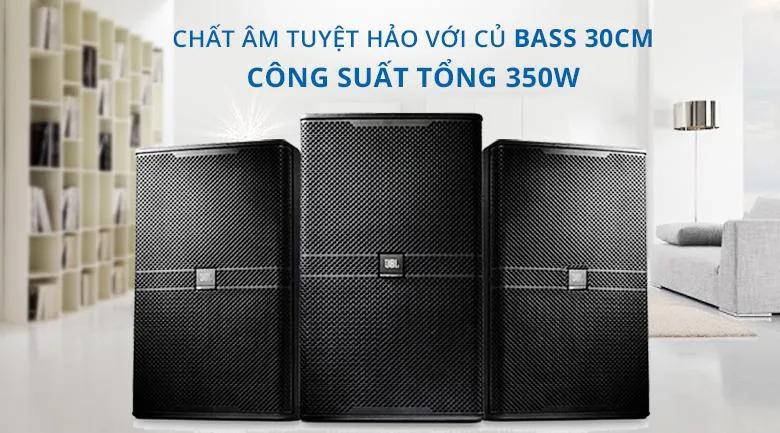 Loa JBL KP4012 | Công suất 350W bass 30cm cho chất âm tuyệt hảo