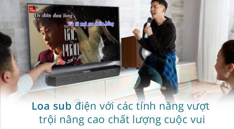 Loa Sub Jamo J12 | Loa sub điện nâng cao chất lượng cuộc vui