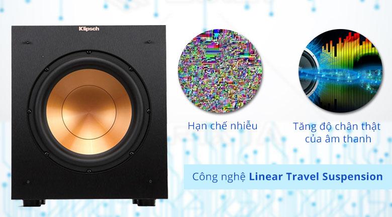 Loa Klipsch R10SW | Công nghệ âm thanh siêu chuẩn
