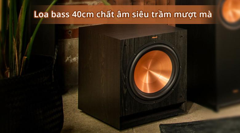 Loa Klipsch SPL-150 | Loa bass 40cm chất âm siêu trầm mượt mà