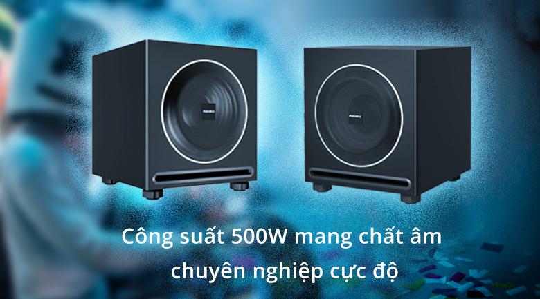 Loa Paramax 1000 New | Công suất 500W mang chất âm chuyên nghiệp cực độ