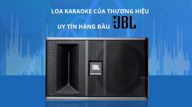 Loa JBL KI 08 | Loa karaoke JBL thương hiệu uy tín hàng đầu