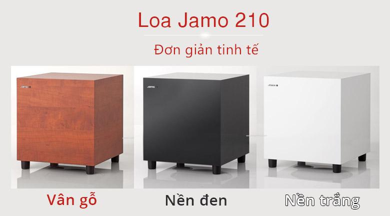 Loa Jamo 210 | Loa Jamo 210 đơn giản tinh tế