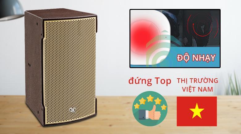 Loa DK VR 12 | Top thương hiệu thị trường hiện nay