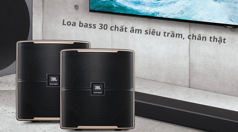 Loa sub JBL Pasion 12SP | Loa bass 30cm chất âm siêu trầm chân thật