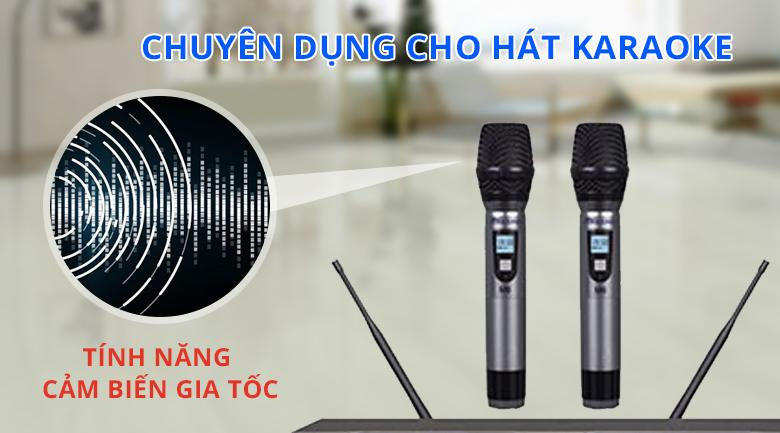 Micro Misound M6   Chuyên dụng cho hát karaoke