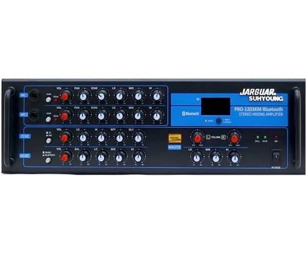 Amply Jarguar PRO-1203KM Bluetooth