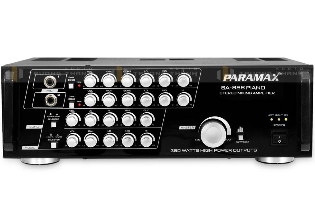 Amply Paramax SA-888 Piano New 1