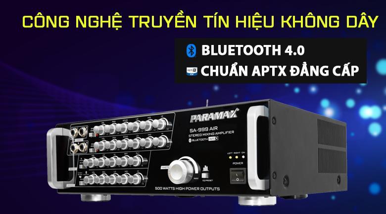 Amply Paramax SA-999 Air | Công nghệ bluetooth hiện đại nhất