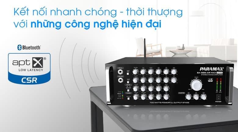 Amply Paramax SA-999 AIR MAX Limited tính năng 5