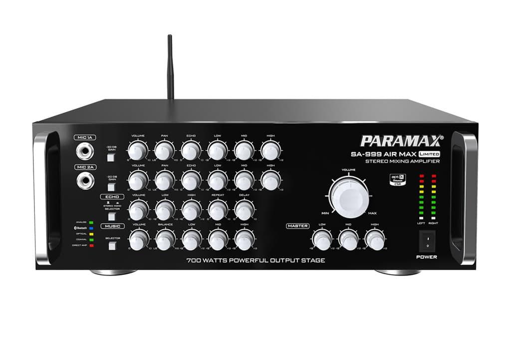 Amply Paramax SA-999 AIR MAX Limited 01