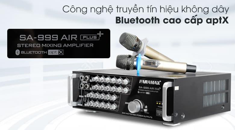 Amply Paramax SA-999 AIR Plus tính năng 4