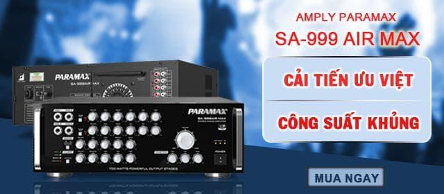 Amply Paramax SA999 AIR Max