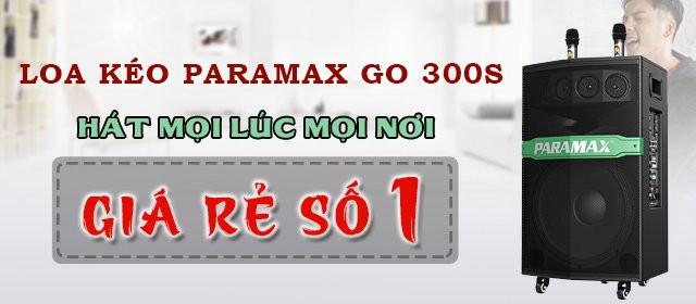 Loa kéo Paramax Go300s