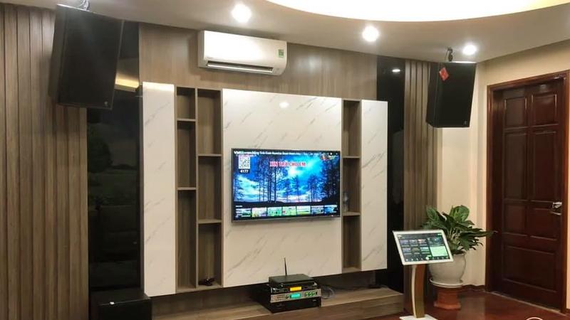 Bộ dàn karaoke sử dụng Loa 4-ACOUSTIC PCS-112Q