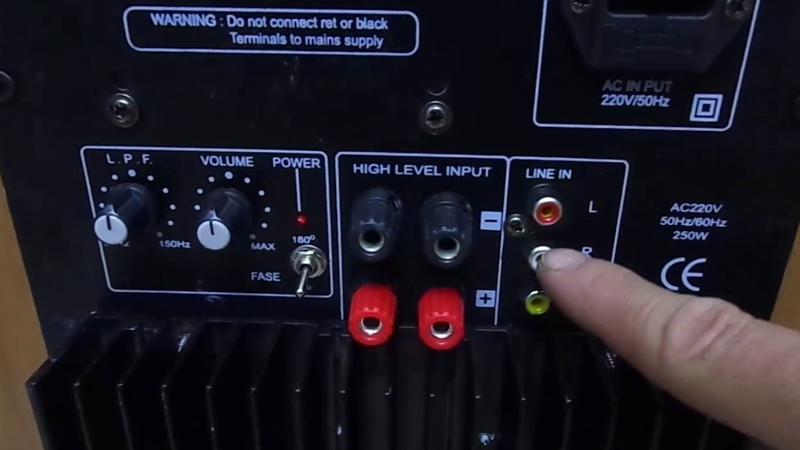 Cách chỉnh loa sub điện cho âm thanh tốt nhất