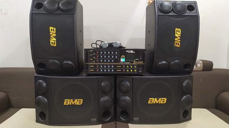 Cách phân biệt loa BMB chính hãng