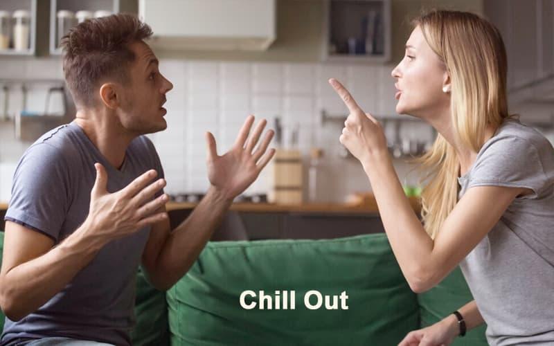 Chill out - Bình tĩnh