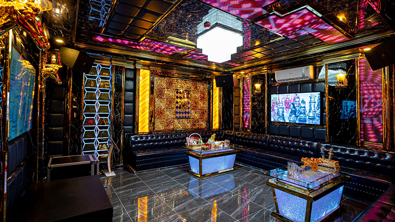 Lắp đặt dàn karaoke cho quán karaoke Oscar Thủ Đức