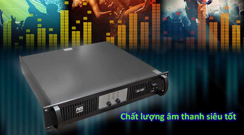 Cục đẩy AM DK500 | Chất lượng âm siêu tốt