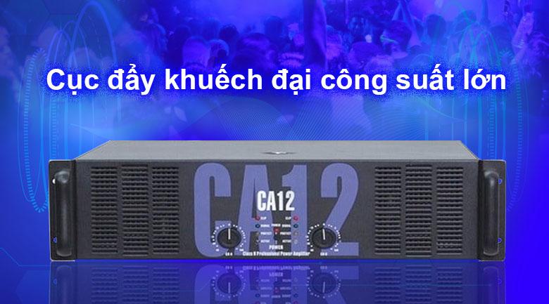 Cục đẩy Soundstandard CA12 | Cục đẩy khuếch đại công suất lớn