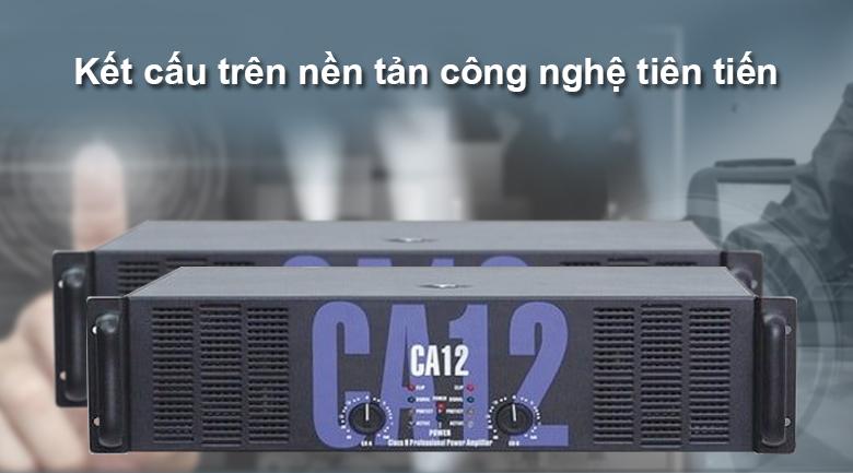 Cục đẩy Soundstandard CA12 | kết cấu trên nền tản công nghệ tiên tiến