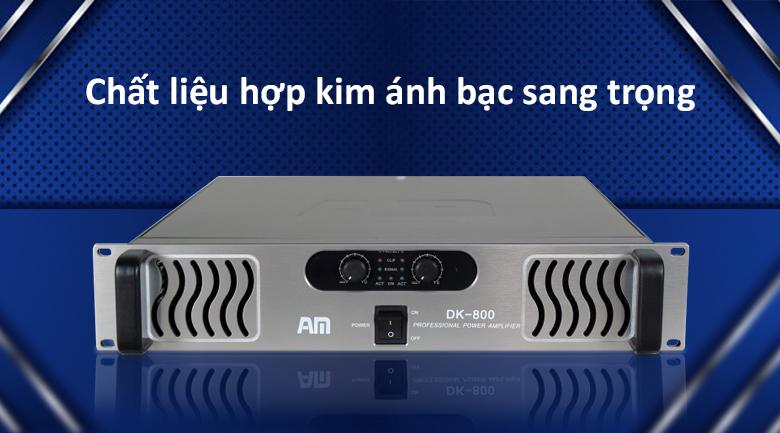 Cục đẩy AM DK800 | Hợp kim ánh bạc sang trọng