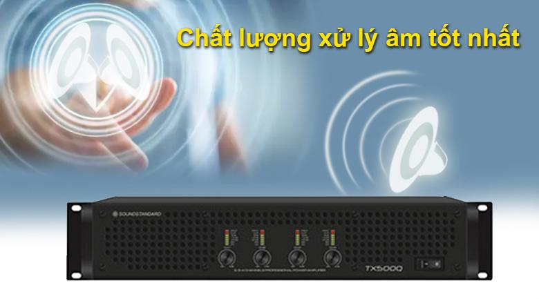 Cục đẩy SoundStandard TX500Q | Chất lượng xử lý âm tốt nhất