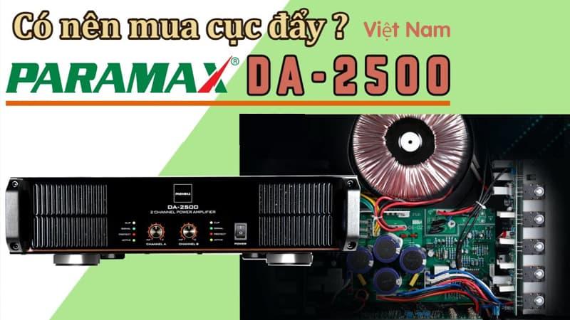 Có nên dùng Cục đẩy công suất Việt Nam sản xuất không?