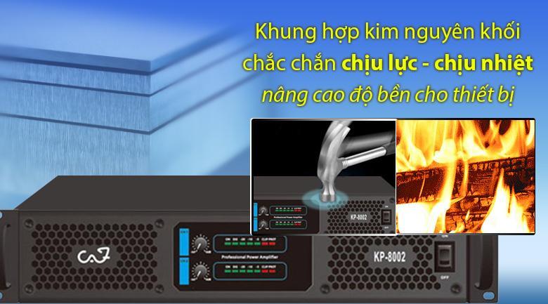 Cục đẩy CAF KP 8002 | Khung hợp kim chịu lực chịu nhiệt
