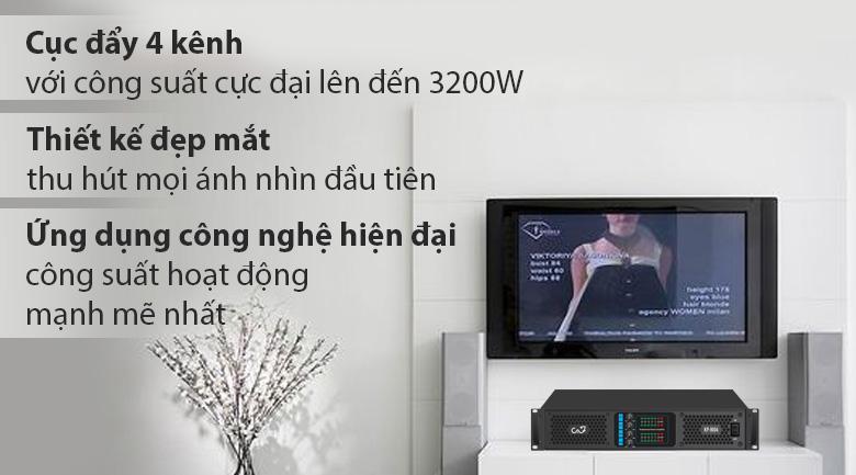 Cục đẩy CAF KP-9004 | Cục đẩy chất lượng số một Việt Nam