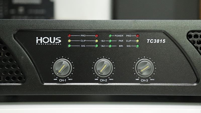 Cục đẩy HOUS TC-3815