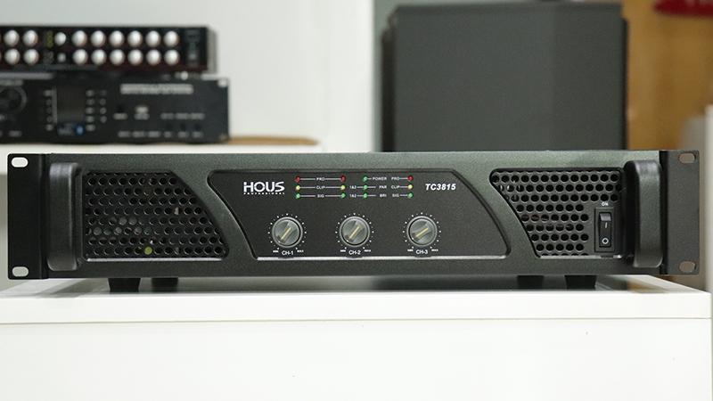 Cục đẩy HOUS TC-3815 | Thiết kế gọn gàng và sang trọng