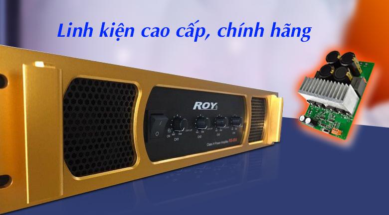 Cục đẩy Korah ROY RS804 | Linh kiện cao cấp