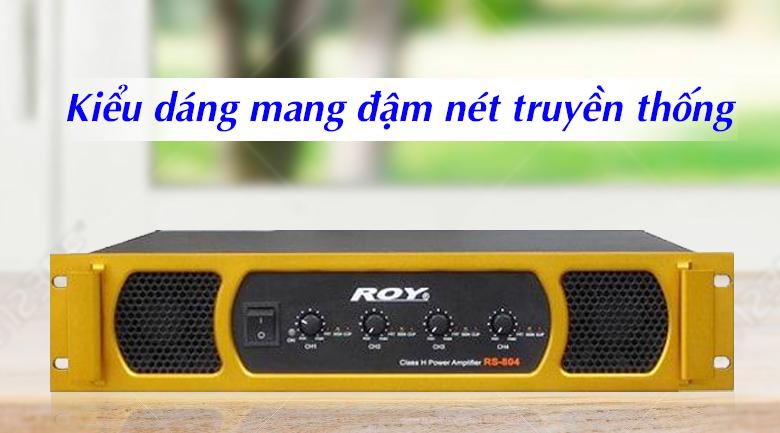 Cục đẩy Korah ROY RS804 | Thiết kế đẹp mắt