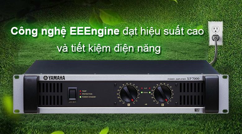 Cục đẩy Yamaha XP7000S | Công nghệ EEEngine đạt hiệt suất cao