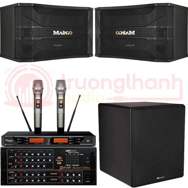 Dàn karaoke TT-04GD