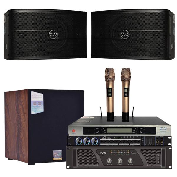 Dàn karaoke CAF Pro TC01