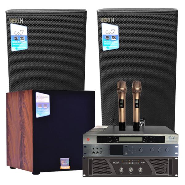 Dàn karaoke CAF PRO TC02