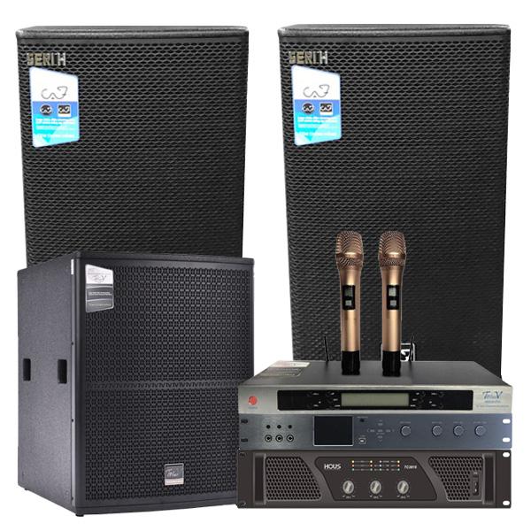 Dàn karaoke CAF Pro TC03