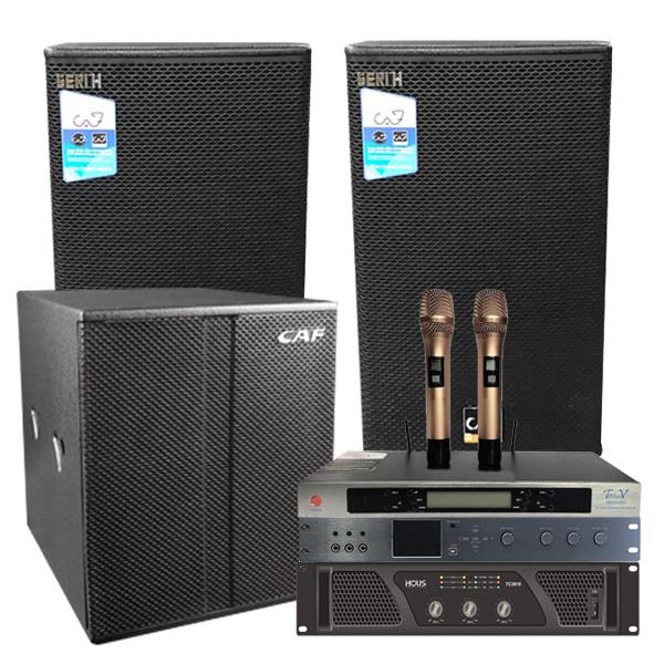 Dàn karaoke CAF Pro TC04