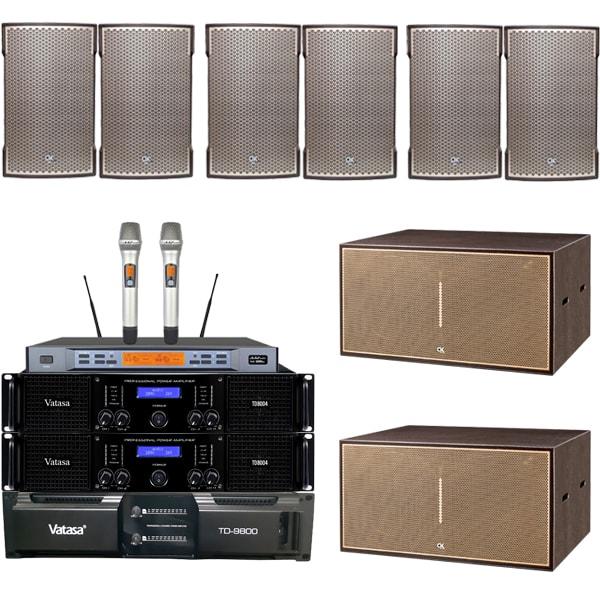Dàn karaoke DK 50